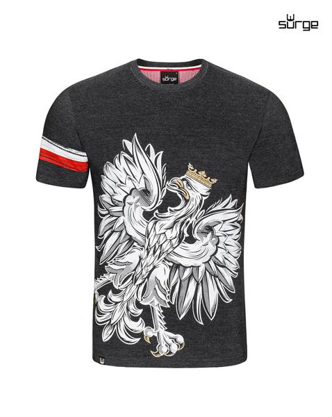 922c3fd81554 ... Koszulka patriotyczna Orzeł Sport OPASKA CIEMNY MELANŻ ...