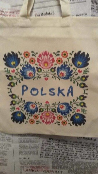762b390d282f6 Eco-bag owicz. Folklore - Poland. Frame (DU) | Accessories \ Bags ...