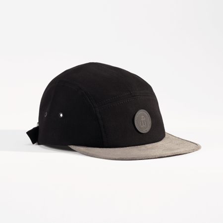 5 panel Anchor - suede roof
