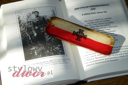 "BOOKMARK - NSZ NATIONAL ARMED FORCES ""OUR"""