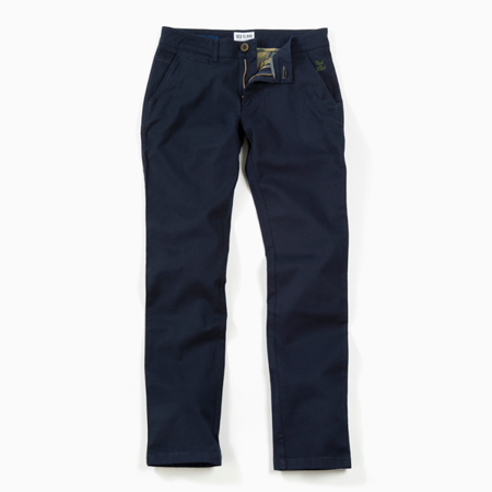 Classic Chino pants - navy blue