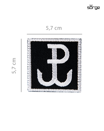 Fighting Poland Velcro patch