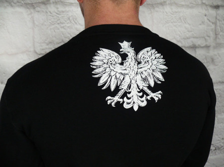 Great Poland HD Sweatshirt White Eagle will win