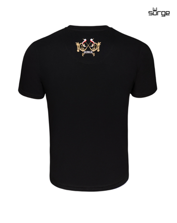 HUSARIA patriotic t-shirt Black