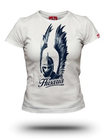 Hussars patriotic t-shirt for women