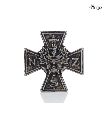 NSZ Cross PIN (SILVER)