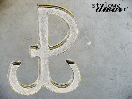 POLISH BUTTON FIGHTING ANCHOR