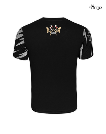 Patriotic GROM T-shirt (BLACK)