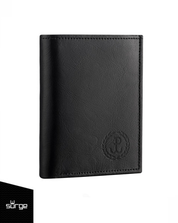 Polish Fighting Wallet BLACK Vertical 676