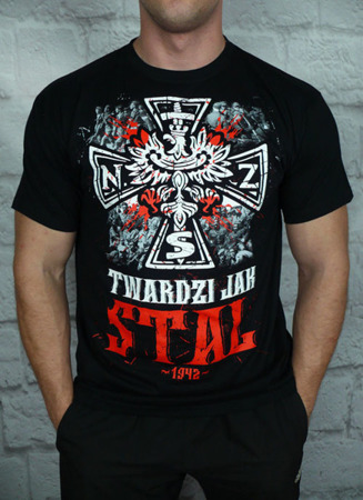 WRP T-shirt Tough as steel