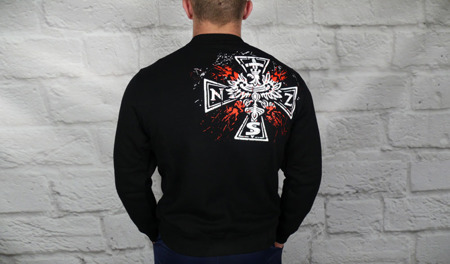 WRP sweatshirt Tough as steel without a hood