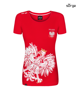 Eagle Sport women's patriotic t-shirt (RED)